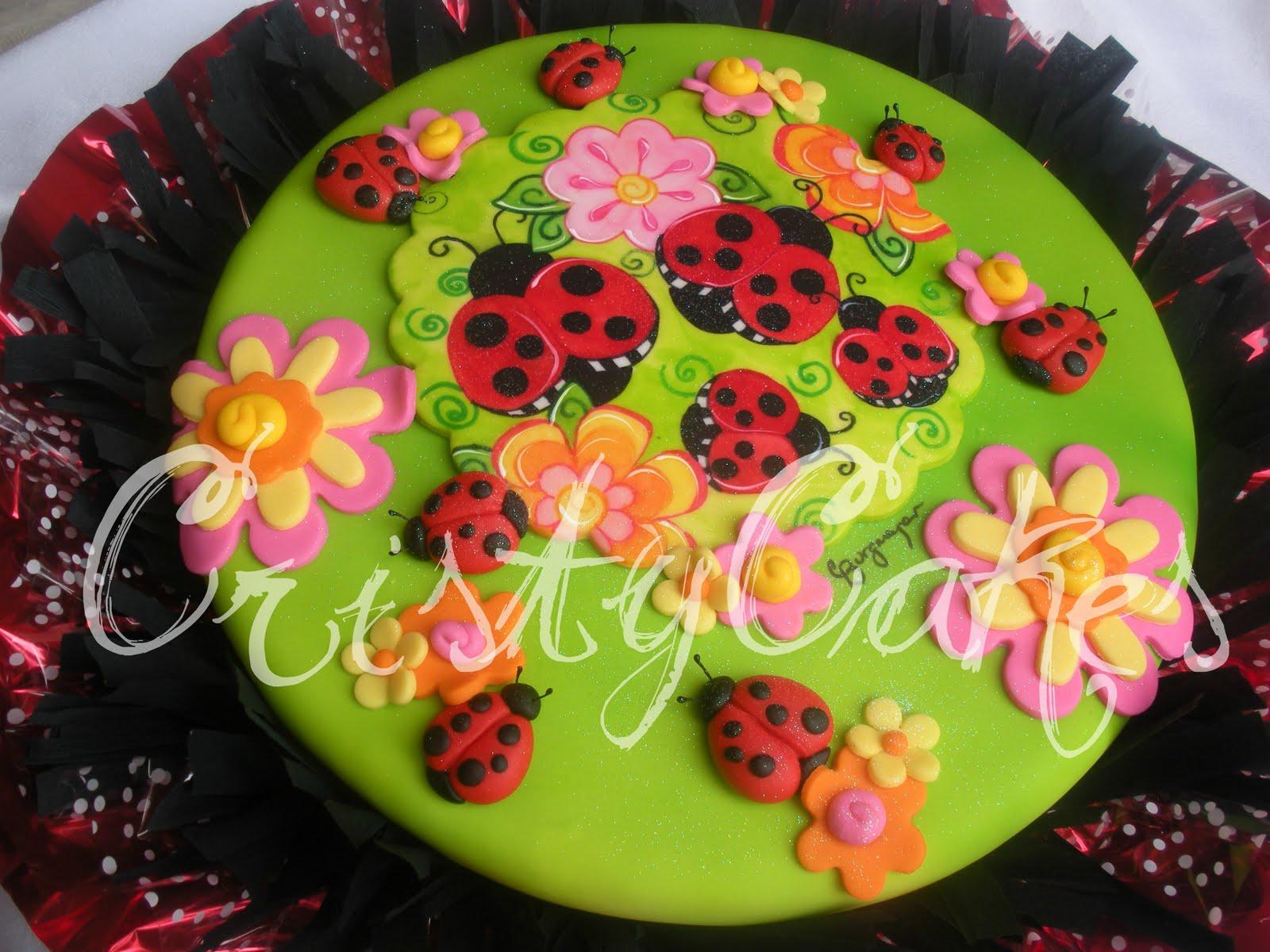 Cristy's Cakes: Coquitos o Mariquitas