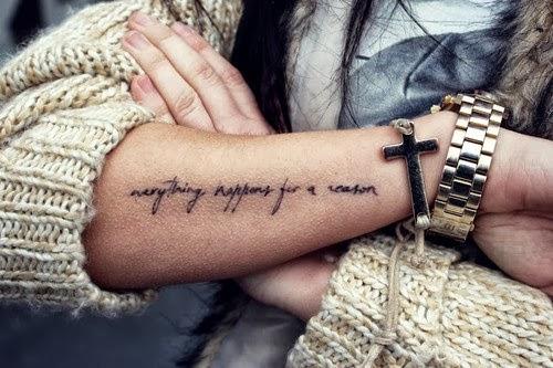 Un tatouage à l 'interieur de l'avant bras fait il mal ? (2  - tatouage intérieur du bras