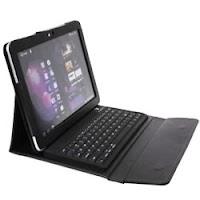 Capa C5 - vem com teclado Bluetooth