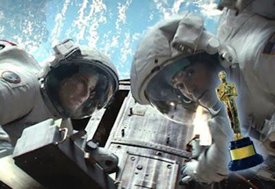 Academy Award Alfonso Cuaron Oscar Gravity Winner
