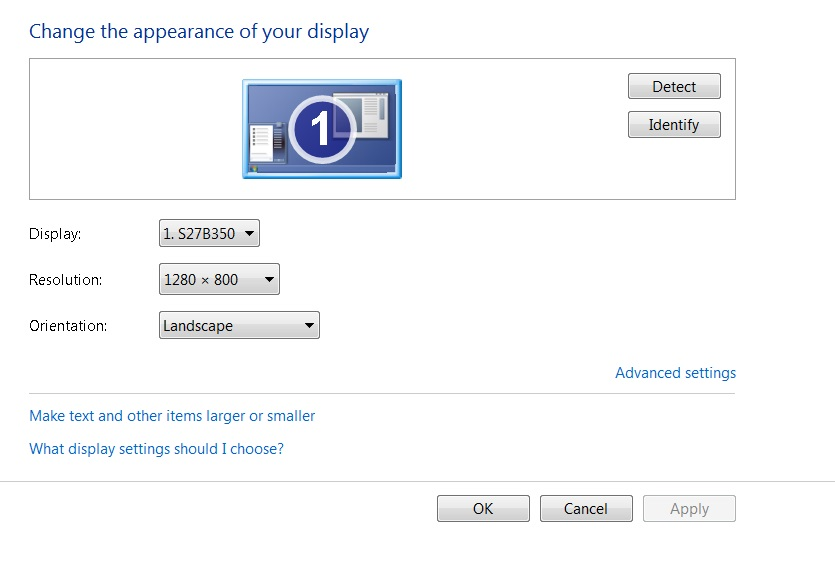 How To Change The Display Settings In Windows Vista