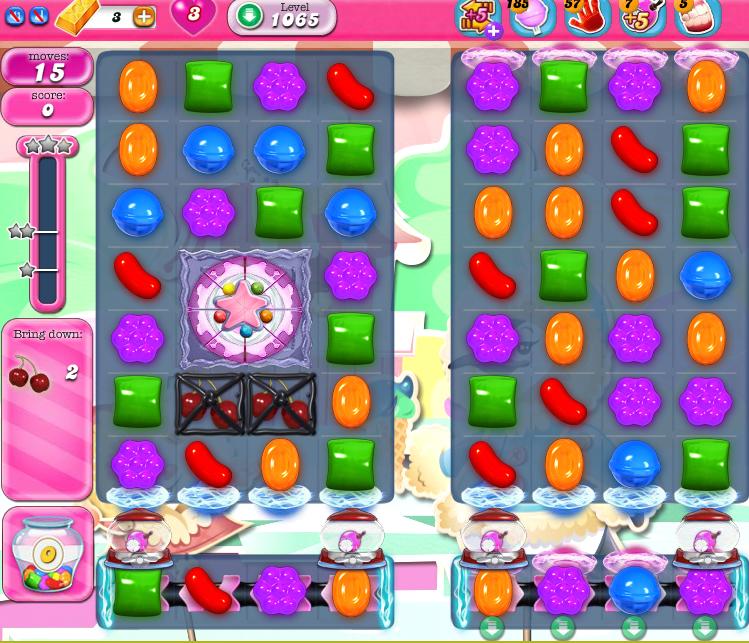 Candy Crush Saga 1065