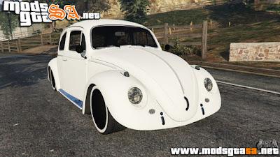V - Volkswagen Beetle para GTA V PC