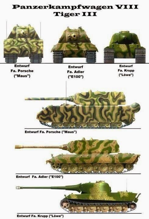 Tiger VIII Maus worldwartwo.filminspector.com