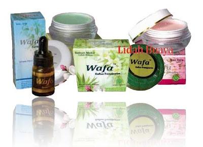 Kosmetik Halal dan Alami