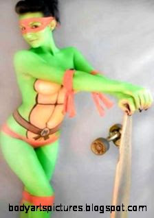 Body Art on Pinterest by SanDra  Y  Body art Body painting