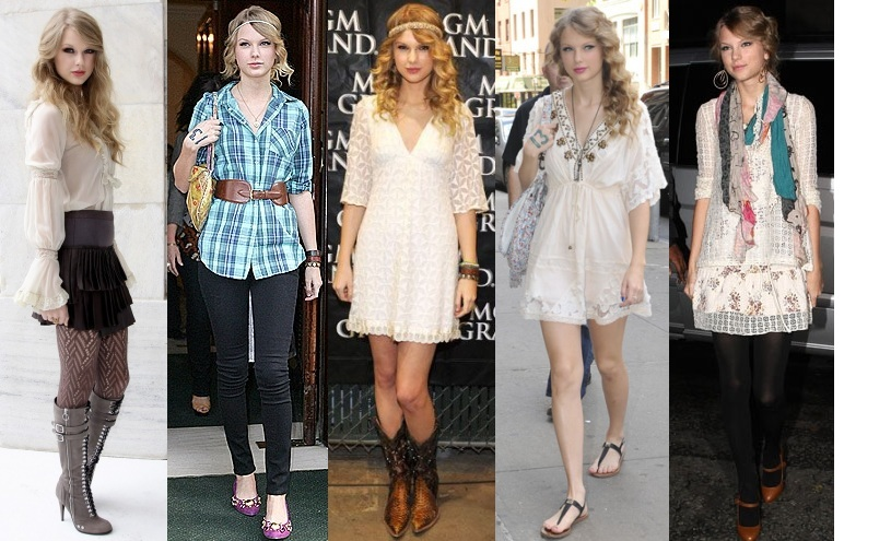Am Now So Crazy About Taylor's Gorgeous Taste In Fashion And