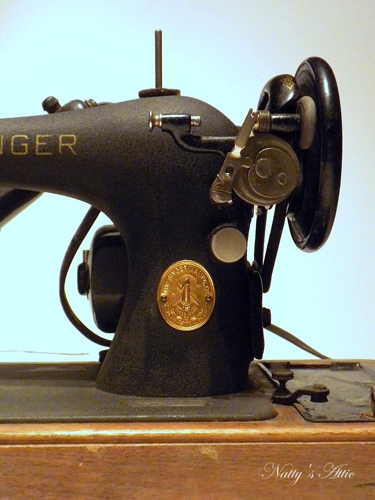 singer heritage sewing machine manual