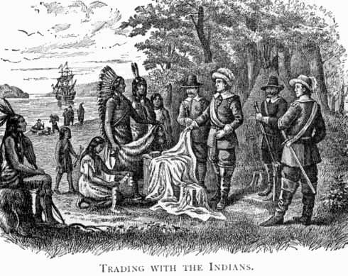 "what was a major conflict between native americans and the european colonists Introduction of ""big"" question #1 in early american history: to what degree was conflict between native americans and european colonists inevitable."