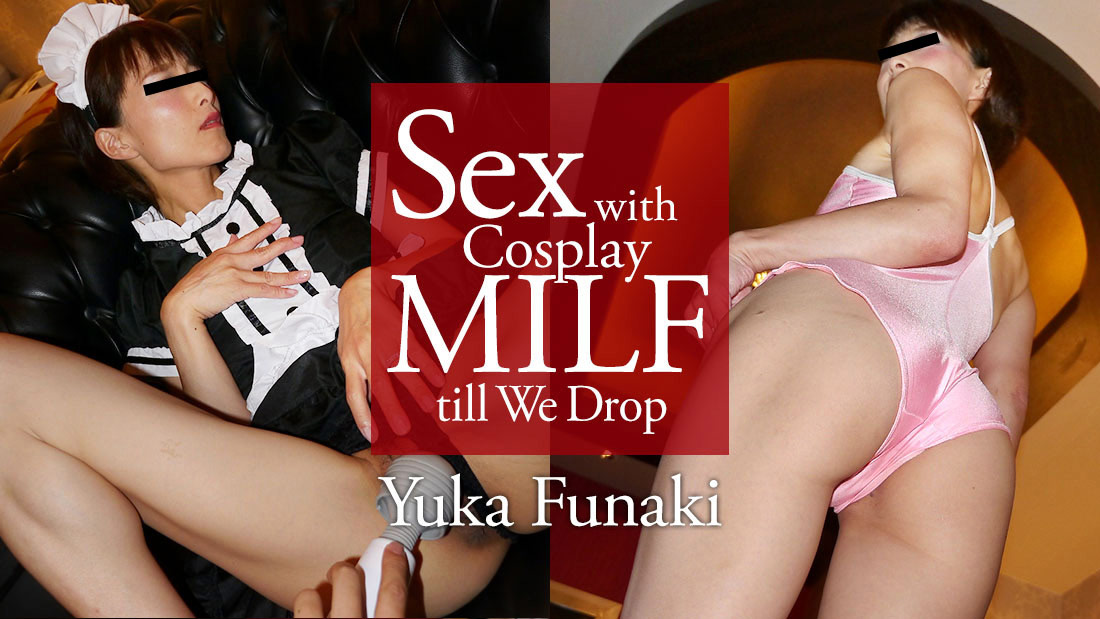 Yuka Funaki Sex With Cosplay MILF till We Drop
