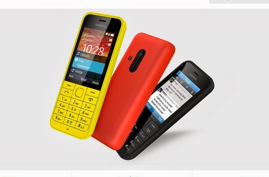 Nokia 220 Dual SIM Phone Now Available For Rs. 2,749