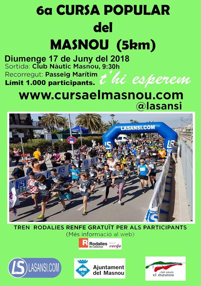 Cursa Popular del Masnou (17.06.18)