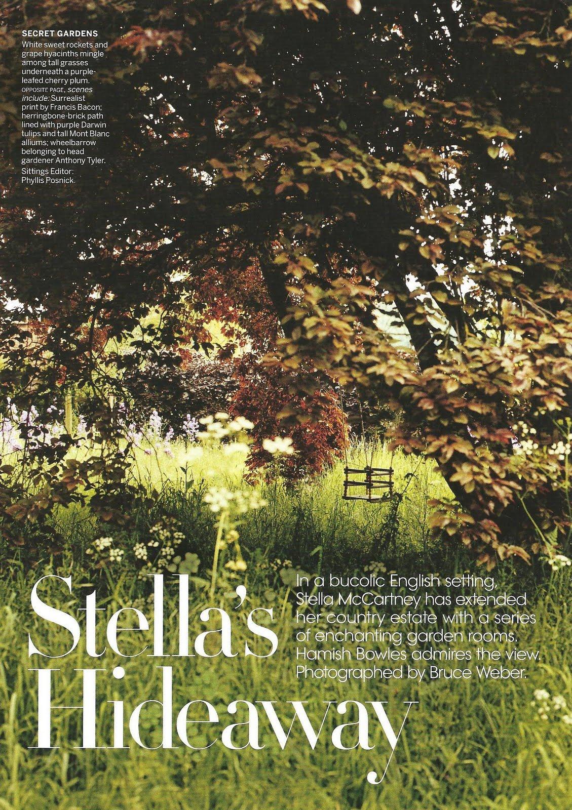 duchess fare: Stella\'s English Country Garden