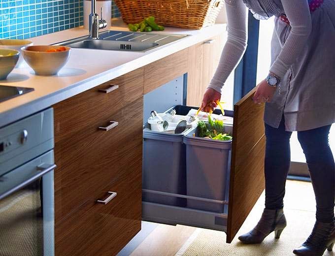 7 ideas para poner en orden la cocina diariodeco