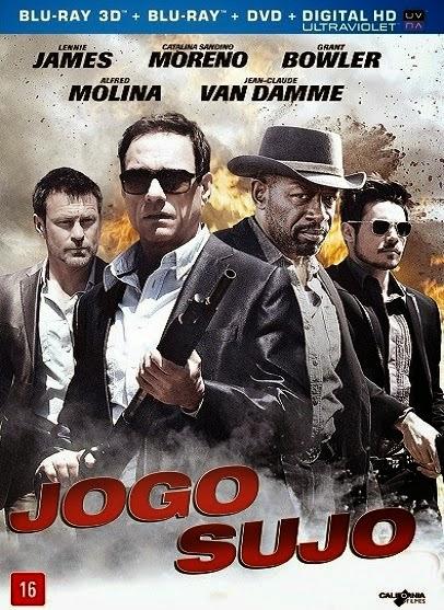 Filme Jogo Sujo Dublado AVI BDRip