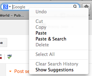 how to clear youtube search history on mac
