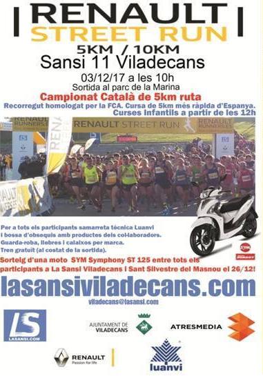 La Sansi Viladecans'17 (03.12.17)
