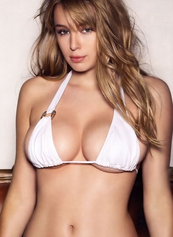Keeley Hazell Super Pics