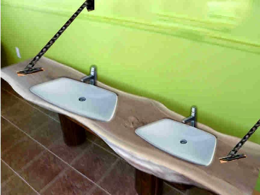 Menuiserie st m thode vendre noyer noir sur plot pour - Vanite de salle de bain usage a vendre ...