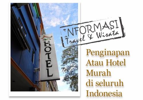 Daftar Penginapan Atau Hotel Murah Di Sekitar Puncak Bogor