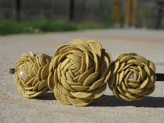 розы из вьюнка