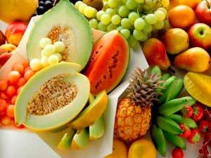 Полезные вещества в еде