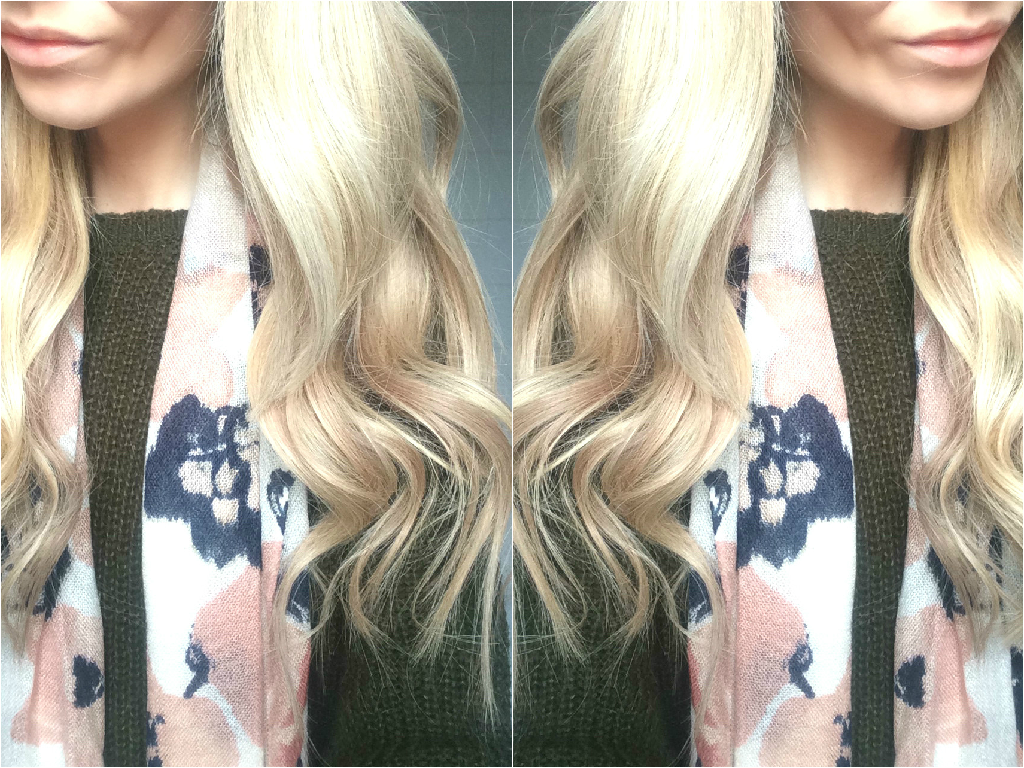 ClipHair Blonde Brown Mix Full head extensions double wefted review