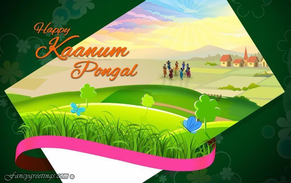 Dinesh hx kaanum pongal greeting card kaanum pongal greeting card m4hsunfo