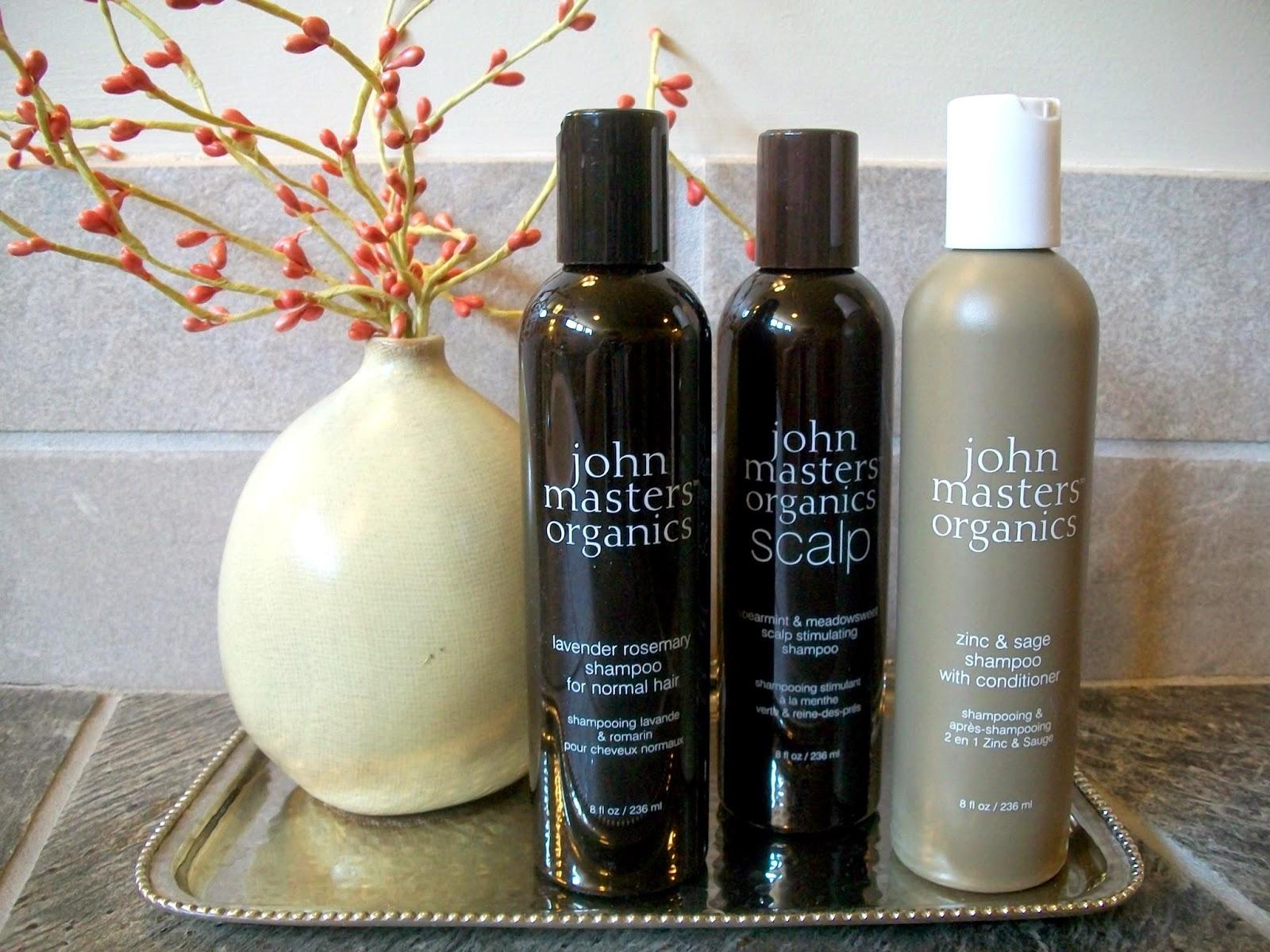 Remy Ives John Masters Organics Review Shampoo
