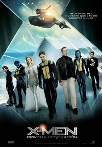 X-MEN Primera generacion (2011)
