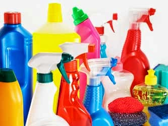 Disposing of Household Chemicals and Cleaners