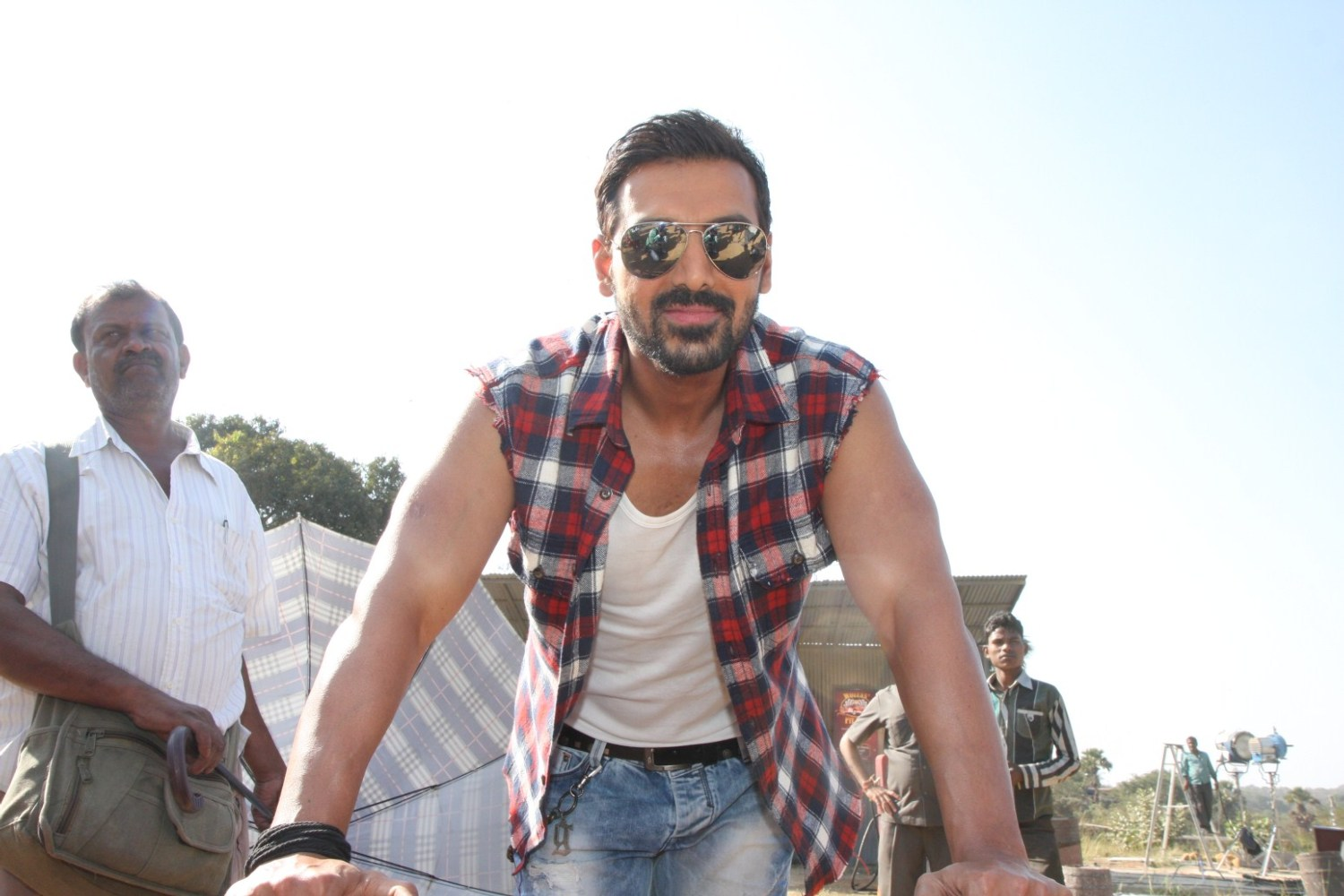john abraham chitrangada singh and prachi desai on the