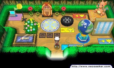3DS Pokémon Omega Ruby Screenshot