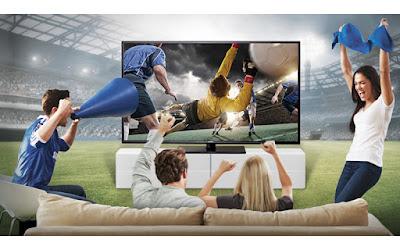 Fútbol Samsung Smart TV