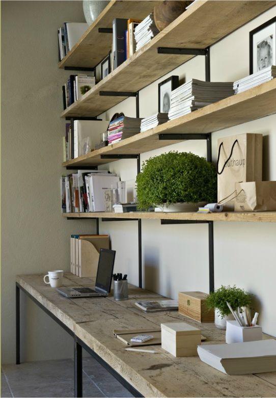 estantes criativas para livros casa do criativo. Black Bedroom Furniture Sets. Home Design Ideas