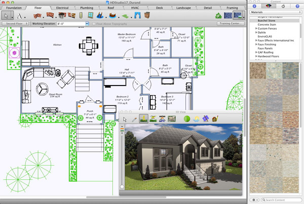 10 software desain rumah terbaik 2018 tekno for Punch home landscape design for mac