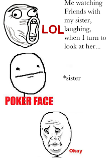 lol poker face Meme joke