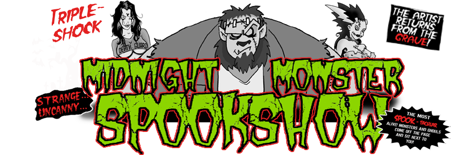 Monsterfink&#39;s Midnight Monster Spookshow