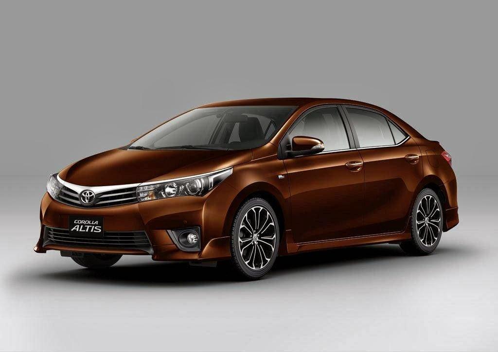 New Toyota Altis 2014 Fuel Consumption | Autos Weblog