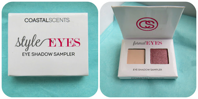 Coastal Scents styleEYES Eye Shadow Palette - formalEYES