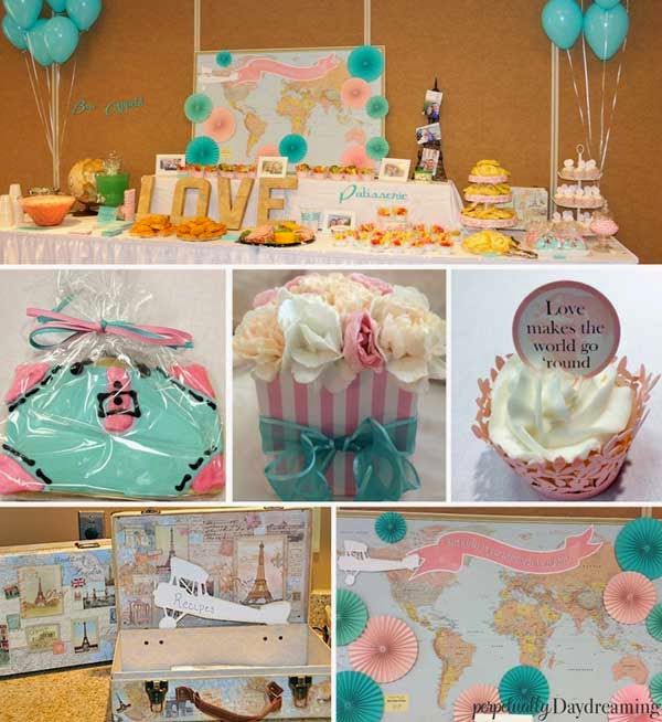 Wedding Shower Cute Food Decorations pictures