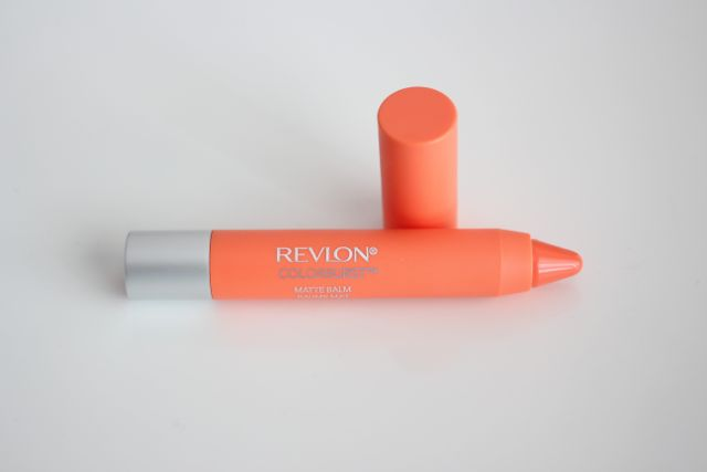 Revlon Color Burst Matte Balm Swatches in Mischievous