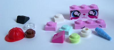LEGO Sad Unikitty