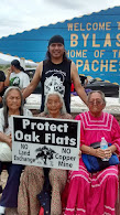 Apaches National Caravan Begins to Save Oak Flats!