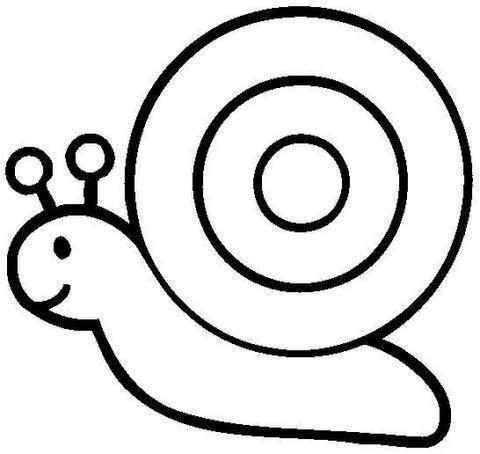 30 desenhos de caracol para colorir! - ESPAÇO EDUCAR