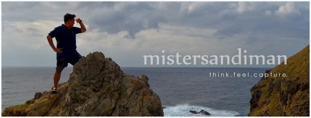 mistersandiman