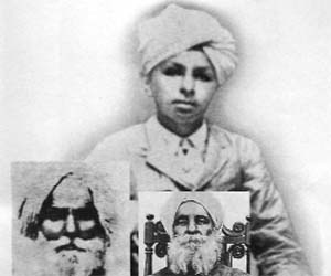 Bhagat Singh as Child