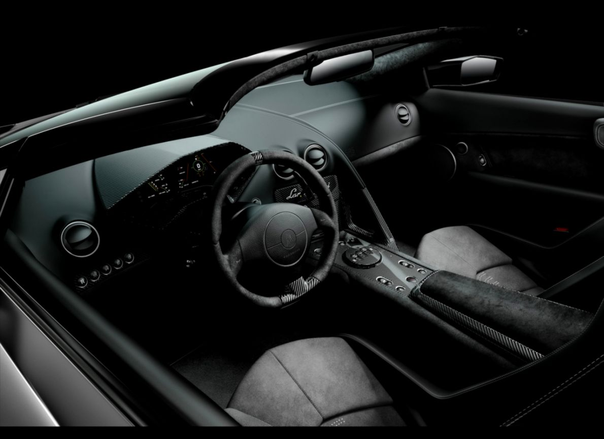 Lamborghini Reventon Roadster Interior   Your HD Wallpaper ID57479