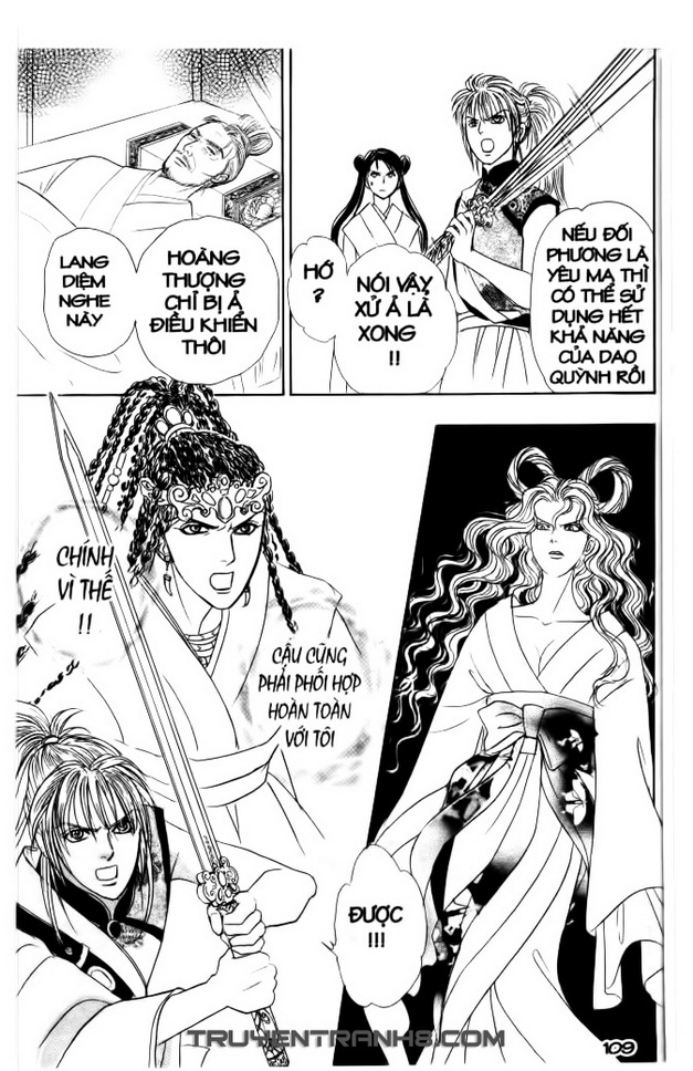 Đôi Cánh ỷ Thiên - Iten No Tsubasa chap 16 - Trang 10