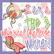 Whimsical Designs Top3 winner